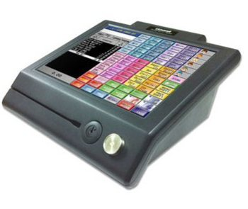 Touch Screens and EPOS from P & P Business Equipment
