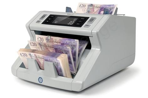 Cash counting units